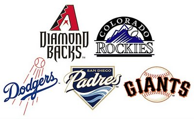 mlb national league west