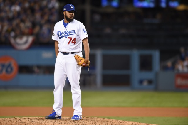 MLB: OCT 18 NLCS Game 3 - Cubs at Dodgers